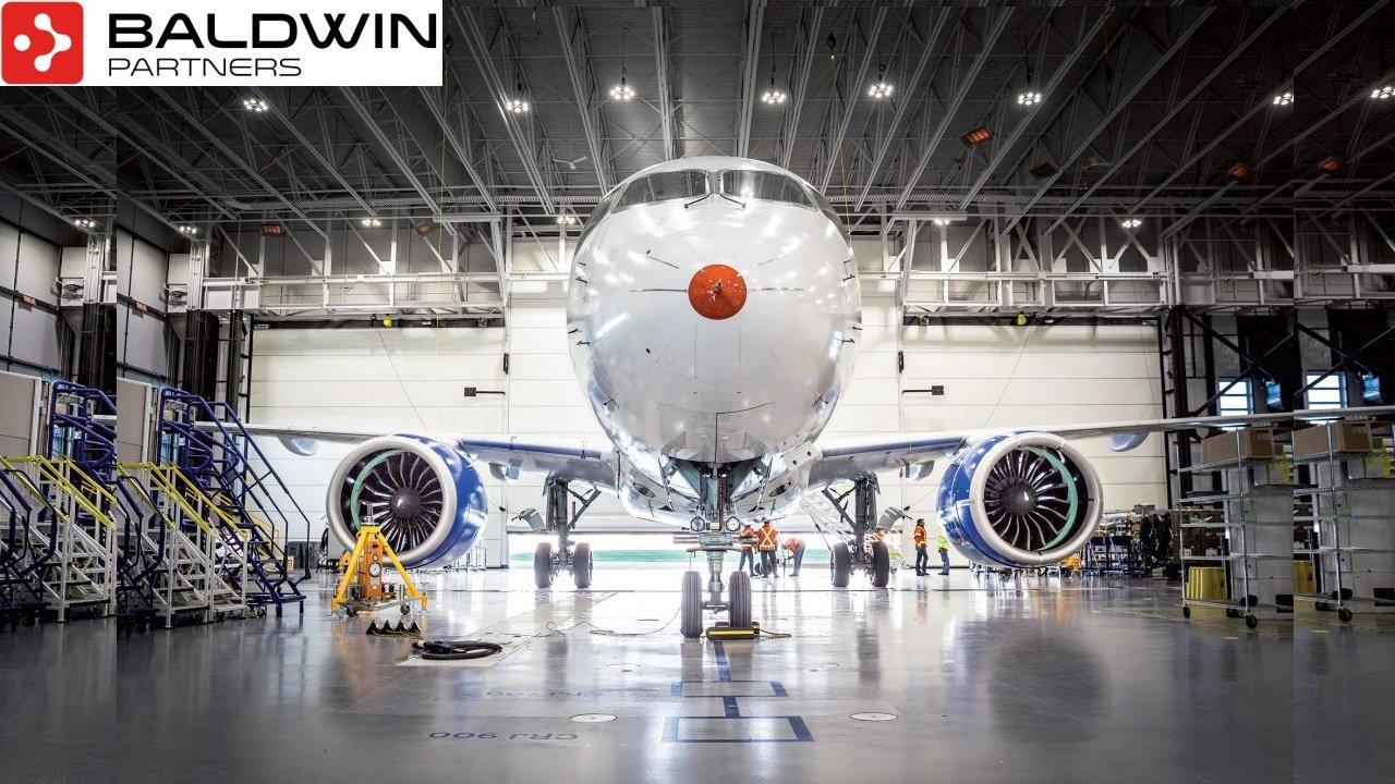 L'Industrie 4.0 dans l'aéronautique baldwin partners aéronautique