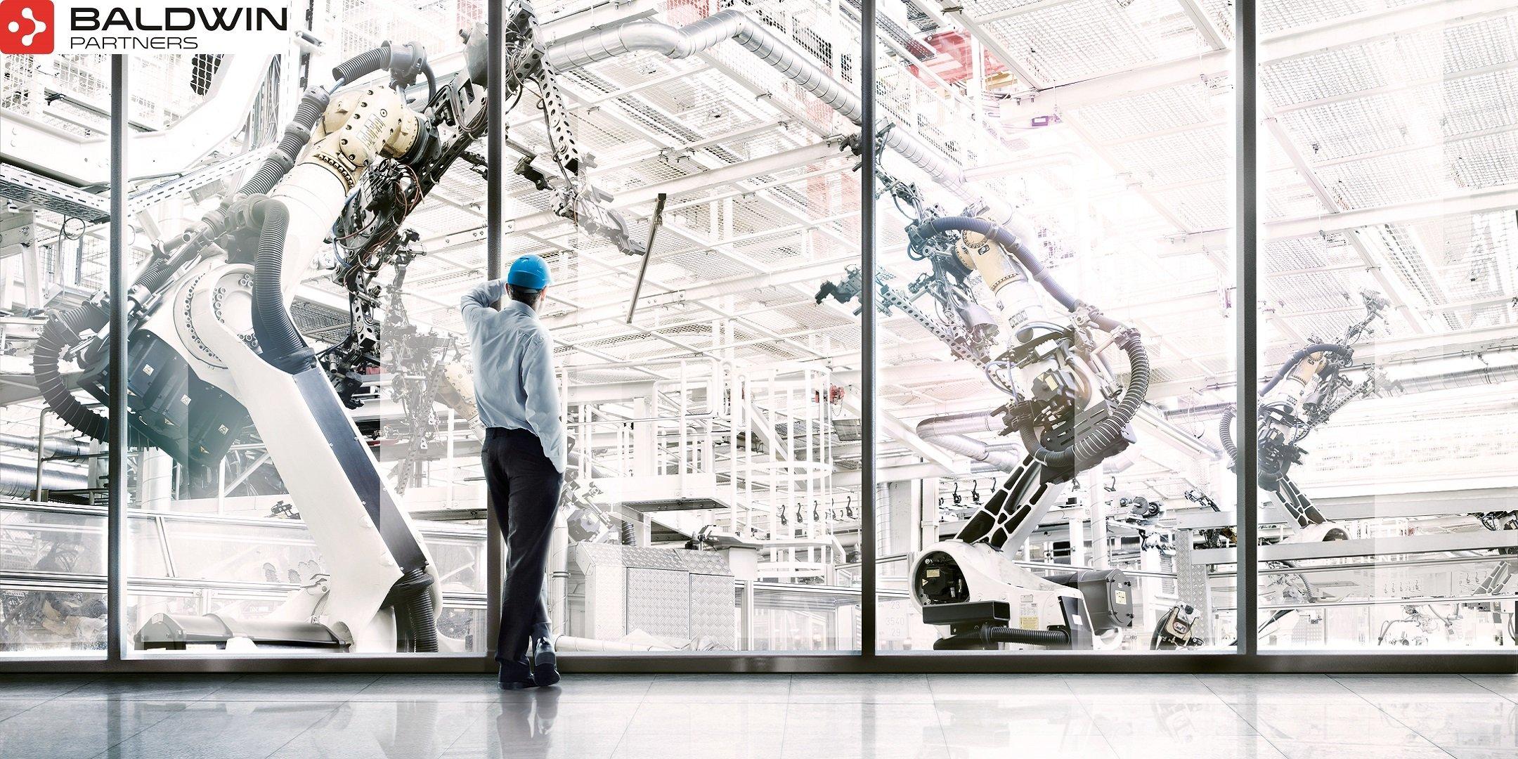 baldwin partners industrie 4.0 nantes conférence technique conseil nantes ingénierie La nécessité du mode Service de l'Industrie 4.0