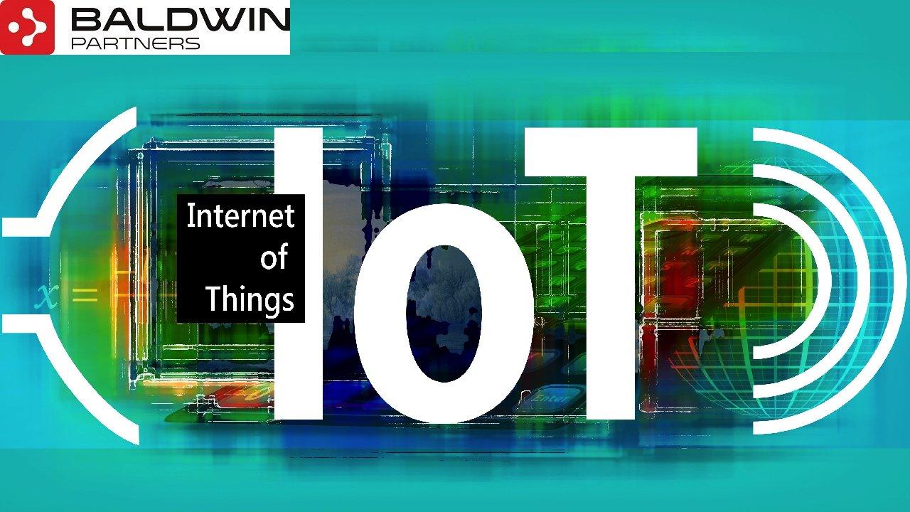 internet objets IOT 5G Telecom baldwin partners industrie 4.0 futur nantes conférence technique conseil